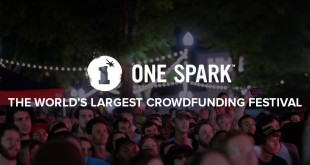 ONE SPARK ANNOUNCES 2016 OPEN CALL FOR CREATORS