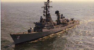 It Takes a Few Bricks: Bringing the USS Adams to Jacksonville