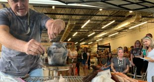 Creative Community Building at the Beaches: Atlantic Pottery Supply