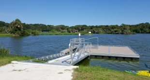 Brooks Rehab Teams Up with the City of Jacksonville to Create Adaptive Kayak Launches