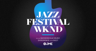 Enjoy Jazz Festival Weekend on the Jacksonville Music Experience from WJCT